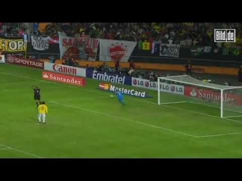 Copa America: Brasilien raus! 4 Elfmeter verschossen!