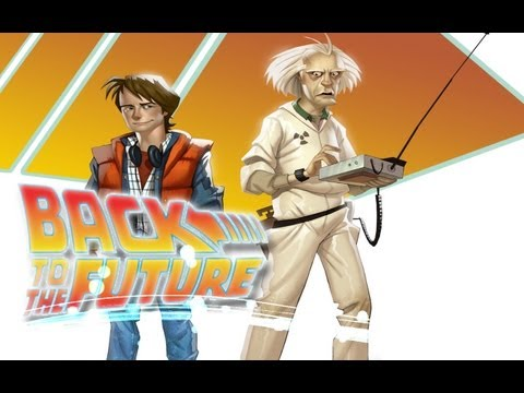 [ ITA ] Back To The Future The Game (Episodio 1 Era Ora) (Parte 1) [ HD ]