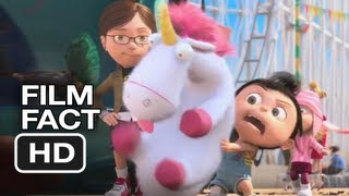 Film Fact - Despicable Me (2010) Steve Carell Movie HD