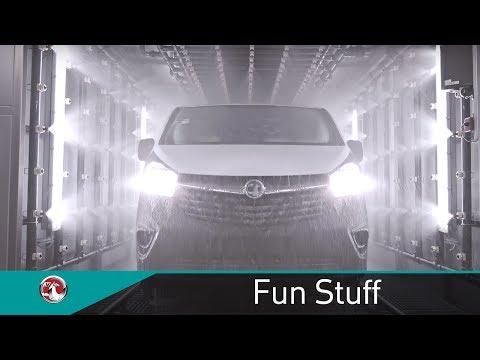 New Vauxhall Vivaro - Precision Driving by Paul Swift!
