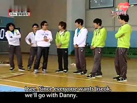 [Eng] Dream Team Episode 5 -- feat. Super Junior Eunhyuk (1/7)