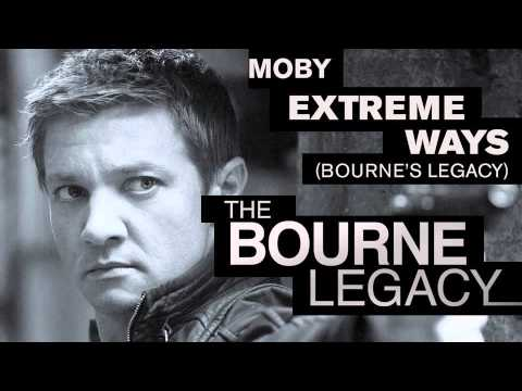 Bourne Legacy theme music: Extreme Ways (Bourne's Legacy) ... poster