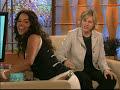 Michelle Rodriguez interview Ellen DeGeneres Show