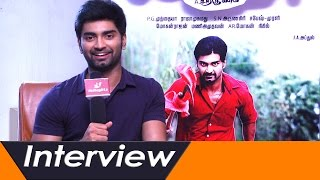 Watch Atharvaa's Interesting Experiences in Chandi Veeran | Interview Red Pix tv Kollywood News 03/Aug/2015 online