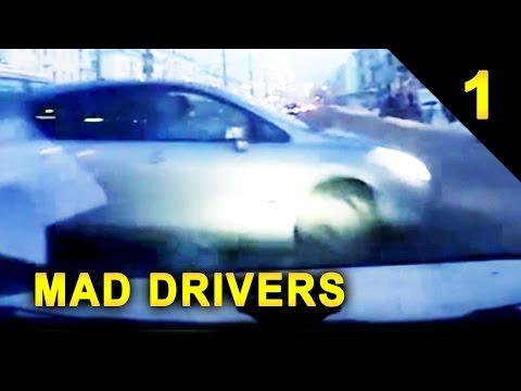 MAD DRIVERS WORLD #1: 17 Video de accidente rutiere  (HD )