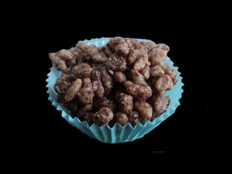 HOW TO MAKE CHOCOLATE CRACKLES
