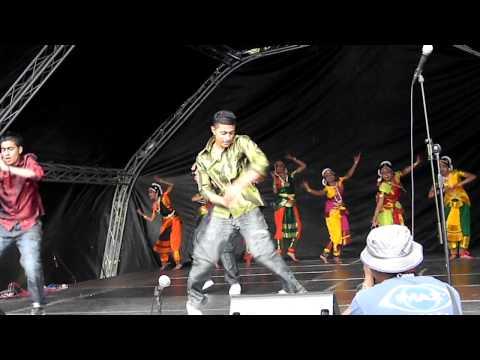 Chilanka 2011 Northampton Carnival Stage Show