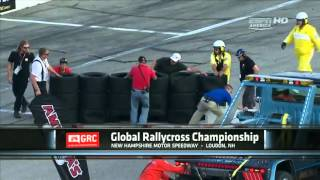 Vid�o Global Rallycross Championship 2012 New Hampshire Motor Speedway par ESPN (2542 vues)
