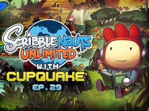 Scribblenauts Unlimited Ep 29