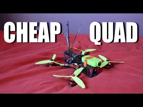 Cheap Quadcopter Build - UCKE_cpUIcXCUh_cTddxOVQw