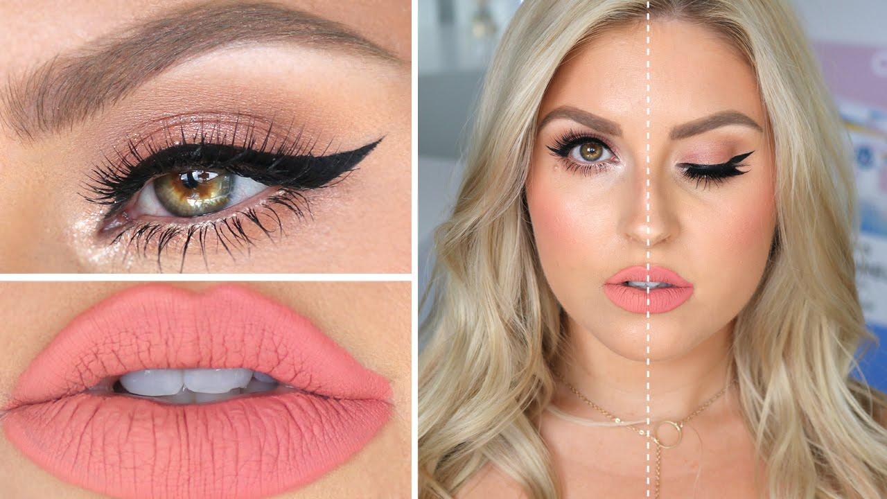 Face makeup tutorial