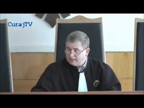 Fobia de cameră a judecătorului