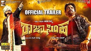"""RAJASIMHA"" - New Kannada Movie | Official Trailer | Aniruddh, Nikita Thukral, Sanjana Galrani"