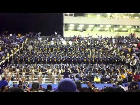 Southern University - Love On Top 2011