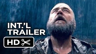 Noah Official UK Trailer (2013) - Russell Crowe, Emma Watson Movie HD