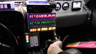 Back To The Future Car Hire | Delorean Time Machine