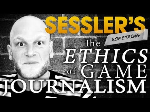 Publishers, Game Journalists, and OTHER EVILS! SESSLER'S ...SOMETHING