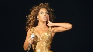 Beyonce Performs Irreplaceable: The Mrs. Carter Show World Tour In Belgrade