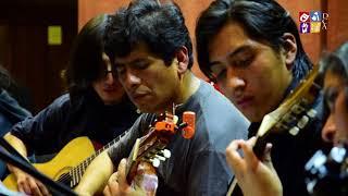 Orquesta de Cuerdas, presentación en el 1er. Encuentro Nacional de Orquestas Juveniles de Bolivia