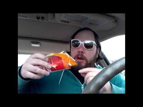 Taco Bell Dorito Taco Review