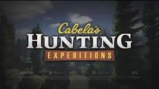 Cabela's Hunting Expedition Ep1 & White Tail Deer