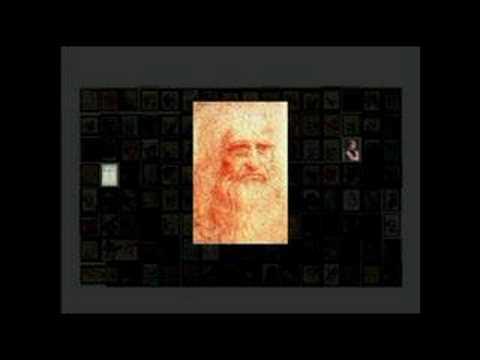 Siegfried Woldhek: The true face of Leonardo Da Vinci?