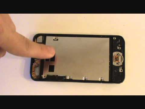 Tutorial - iPod Touch 4th Gen - How to Replace Front Screen Assembly LCD/Glass/Digitizer