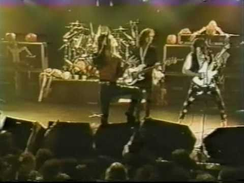 Michael Kiske - Halloween (Live 1987)
