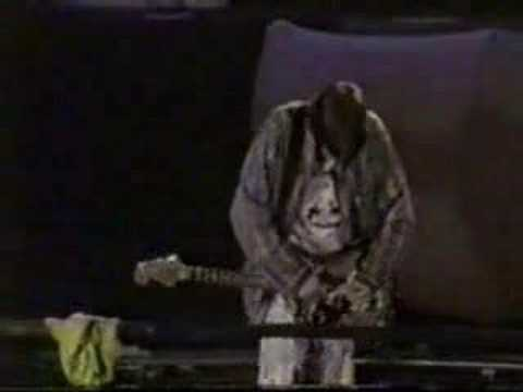 Nirvana - Scentless Apprentice (Live - Rio de Janeiro)