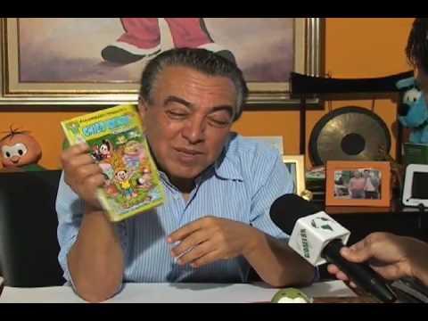 BIOSFERA Entrevista - Mauricio de Sousa