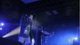 "Meek Mill, Wale, Dirty Dave ""Tear Down"" SCSU Homecoming 2K12 [User Submitted]"