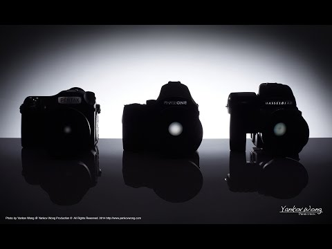 Pentax 645z vs Phase One IQ250 vs Hasselblad H5D-50c (Part 1 of 2)[English]