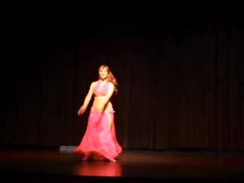 Gemma Arnaiz 2º prize professional category,Sabadell Balla Oriental Festival 2012