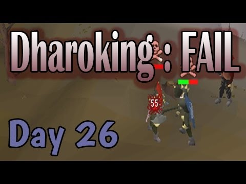 So Wreck3d Pking Marathon Day #26 - Laughing at Oneself - Runescape 2007