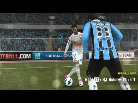 FIFA 13 &quot;New Skills&quot; Tutorial (PS3)