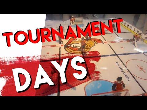 Tournament Days - Hey Stripes! The Micd Up GoPro Hockey Refcam - Game 370