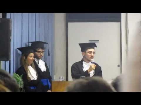 Discurso formatura Ciência da Computação UFF 2011.2 Orador Leonardo Freitas