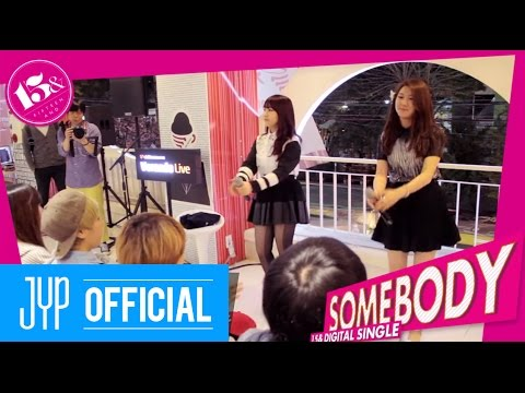 15&amp;_&quot;Somebody&quot; Acoustic ver @ Balcony Live