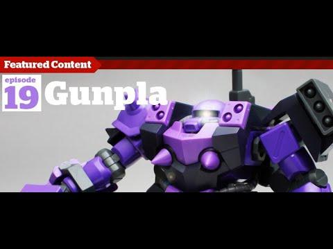 Gunpla - Episode 19 - 1/144 HGUC MSN-06S Sinanju Gundam - Building - Tutorial