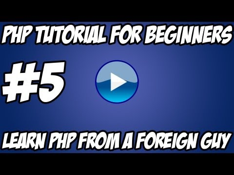 PHP Tutorial for Beginners - #5 - Further into If Else Statements Boolean Variable