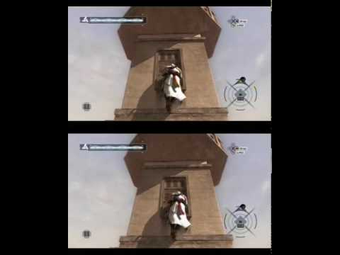 YT3D : Assassin-s Creed (iz3d driver)