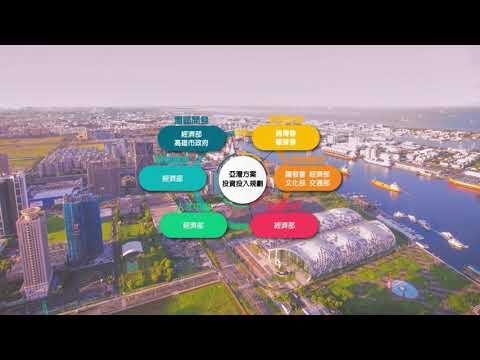 高雄軟體園區第二期招商影片