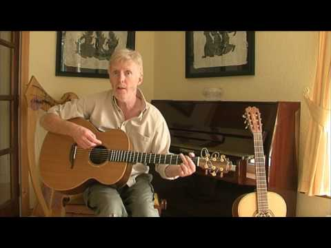 Guitar Tutorial - Molly Malone - Irish Folk Songs