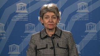 Bokova message on World Water Day Celebrations