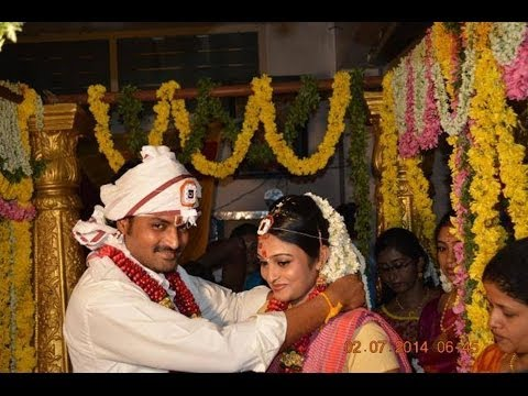 Mirchi Senthil - Sreeja Marriage album