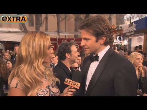 Bradley Cooper on Rumors He'd Play Lance Armstrong in Biopic