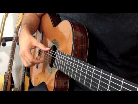 Fingerstyle Part 1 - Malaguena