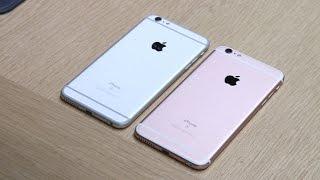 Vidéo : Prise en main iPhone 6s/6s Plus