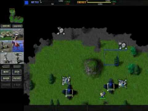 Total Annihilation Gameplay - Part 1