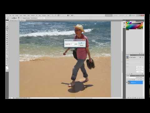 Photoshop CS5 Tutorial: How to Remove Unwanted People or Objects from Photographs